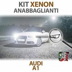 Lampade Xenon Anabbaglianti H7 per AUDI A1 8X1 8XK (2010 - 2018) con tecnologia CANBUS