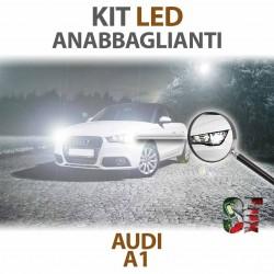 Lampade Led Anabbaglianti H7 per AUDI A1 8X1 8XK (2010 - 2018) con tecnologia CANBUS