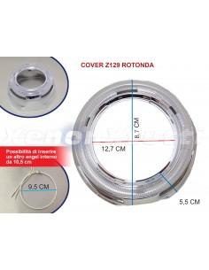 COPPIA COVER Z129 ROTONDA LENTICOLARE BIXENON