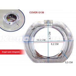 COPPIA COVER G136 CON ANGEL LED