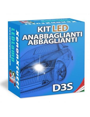 Lampade Led Anabbaglianti e Abbaglianti D3S per AUDI A5 B8 (2009 - 2017) con tecnologia CANBUS