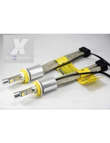 KIT FULL LED 13200LM HIR2 XHP70 CREE