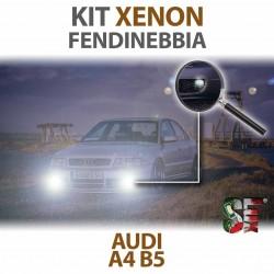 Lampade Xenon Fendinebbia H1 per AUDI A4 B5 (1994 - 2001) con tecnologia CANBUS