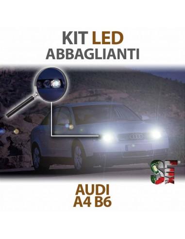 Lampade Led Abbaglianti H7 per AUDI A4 B6  (2000 al 2004) con tecnologia CANBUS