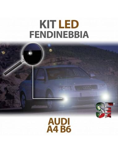 Lampade Led Fendinebbia H11 per AUDI A4 B6  (2000 al 2004) con tecnologia CANBUS