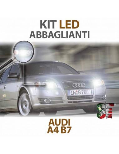 Lampade Led Abbaglianti H7 per AUDI A4 B7 (2004 - 2008) con tecnologia CANBUS