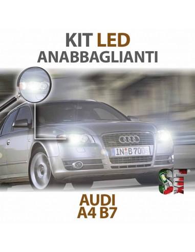 Lampade Led Anabbaglianti H7 per AUDI A4 B7 (2004 - 2008) con tecnologia CANBUS