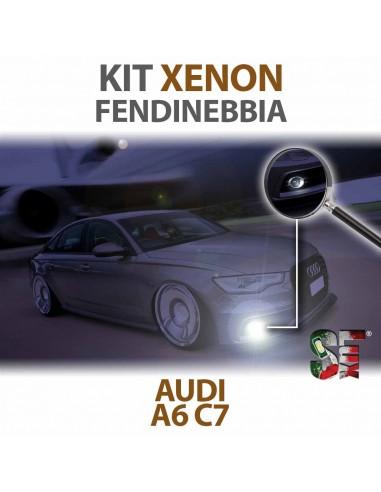 KIT XENON FENDINEBBIA AUDI A6 C7 SPECIFICO CANBUS