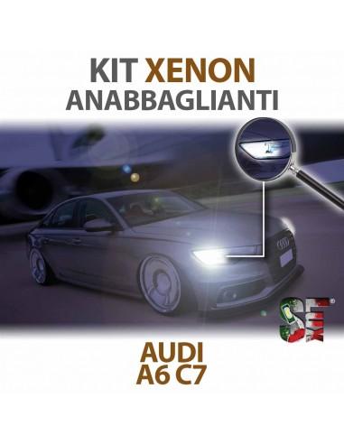 KIT XENON ANABBAGLIANTI AUDI A6 C7 SPECIFICO CANBUS