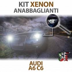 Lampade Xenon Anabbaglianti H7 per AUDI A6 C6 (2004 - 2011) con tecnologia CANBUS