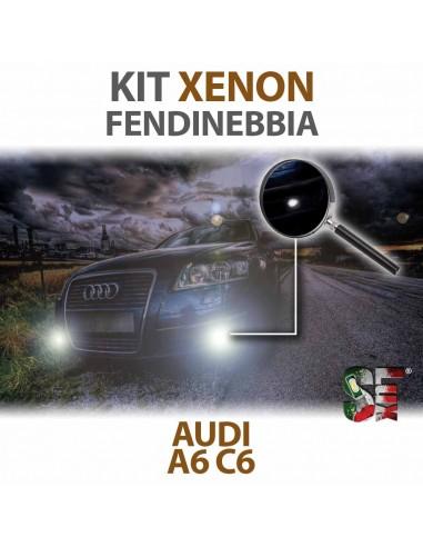 KIT XENON FENDINEBBIA per AUDI A6 (C6) specifico CANBUS