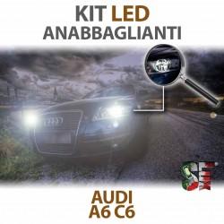 Lampade Led Anabbaglianti H7 per AUDI A6 C6 (2004 - 2011) con tecnologia CANBUS