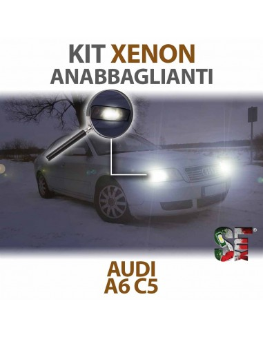 KIT XENON ANABBAGLIANTI AUDI A6 C5