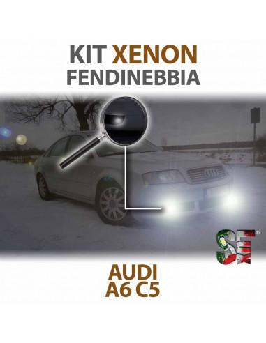 KIT XENON FENDINEBBIA per AUDI A6 (C5) specifico serie TOP CANBUS