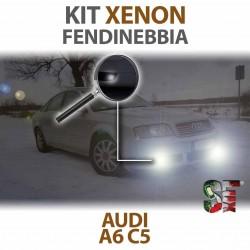 Lampade Xenon Fendinebbia H3 per AUDI A6 C5 (1997 - 2005) con tecnologia CANBUS