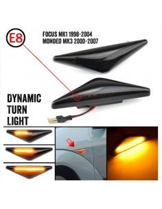 FORD Focus MK1 Frecce Laterali LED Dinamiche Sequenziali Indicatore di Direzione