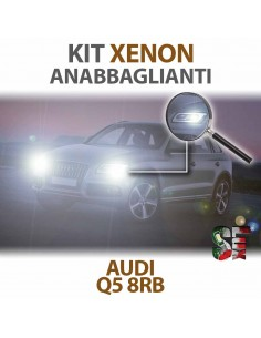 KIT XENON ANABBAGLIANTI per AUDI Q5 8R specifico serie TOP