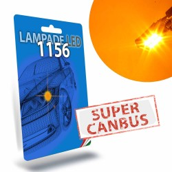 Led 1156 BA15S BAU15S PY21W Super Canbus Arancione Freccia Indicatore di Direzione STAR Series
