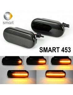 Gemma laterale SMART Fortwo 453 Frecce Laterali LED Dinamiche Sequenziale parafango