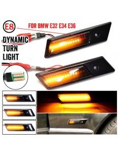 Bmw 3 5 7 serie E32 E34 E36 Frecce Laterali LED Dinamiche Sequenziali