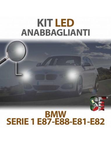 KIT FULL LED ANABBAGLIANTE BMW E87 E88 E81 E82 Canbus