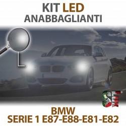 Lampade Led Anabbaglianti H7 per BMW Serie 1 - E87 E88 E81 E82 (2003 - 2013) con tecnologia CANBUS