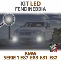 Lampade Led Fendinebbia H11 per BMW Serie 1 - E87 E88 E81 E82 (2003 - 2013) con tecnologia CANBUS
