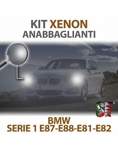 KIT XENON ANABBAGLIANTE BMW SERIE 1 E87 E88 E81 E82 Canbus