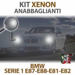 Lampade Xenon Anabbaglianti H7 per BMW Serie 1 - E87 E88 E81 E82 (2003 - 2013) con tecnologia CANBUS