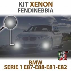 Lampade Xenon Fendinebbia H11 per BMW Serie 1 - E87 E88 E81 E82 (2003 - 2013) con tecnologia CANBUS