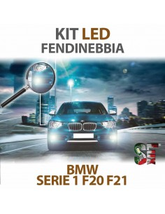 Kit Full LED Fendinebbia per BMW Serie 1 F20 F21 specifico CANBUS