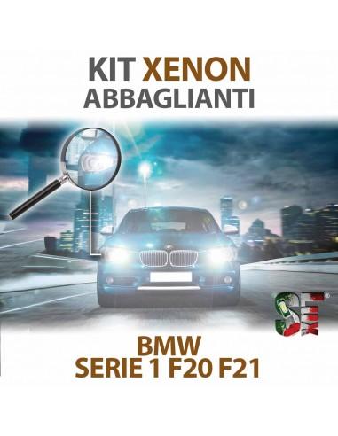 Kit Xenon Abbaglianti BMW SERIE 1 F20 F21 specifico serie TOP