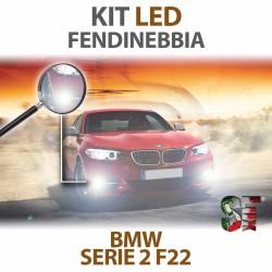 Lampade Led Fendinebbia H8 per BMW Serie 2 - F22 F23 (2012 in poi) con tecnologia CANBUS