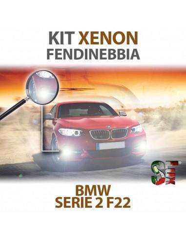 Kit Xenon Fendinebbia Per Bmw Serie 2 F22 Serie Top Canbus