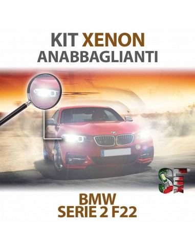 KIT XENON ANABBAGLIANTE BMW SERIE 2 F22 Serie Top Canbus