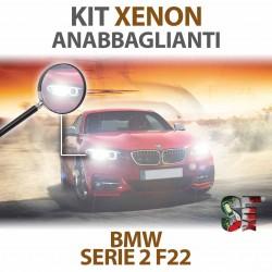 Lampade Led Anabbaglianti H7 per BMW Serie 2 - F22 F23 (2012 in poi) con tecnologia CANBUS