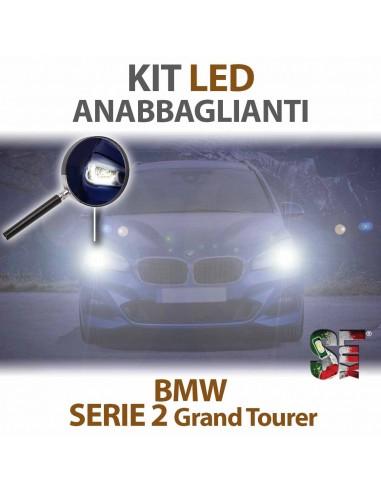 Kit Full Led Anabbagliante Bmw Serie 2 Grand Tourer F46 Canbus