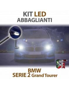Kit Full Led Abbagliante Bmw Serie 2 Grand Tourer F46 Canbus