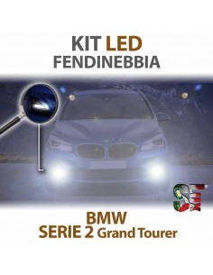 Kit Full Led Fendinebbia Per Bmw Serie 2 Grand Tourer (F46) Specifico Serie Top Canbus Serie Top