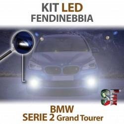Lampade Led Fendinebbia H8 per BMW Serie 2 Grand Tourer - F46 (2014 in poi) con tecnologia CANBUS