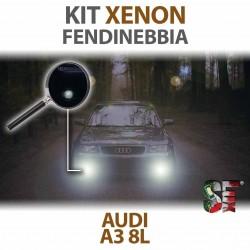 Lampade Xenon Fendinebbia H7 per AUDI A3 8L (1996 - 2003) con tecnologia CANBUS