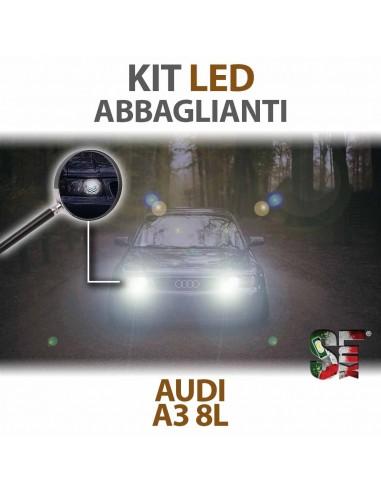 KIT FULL LED ABBAGLIANTI AUDI A3 8L