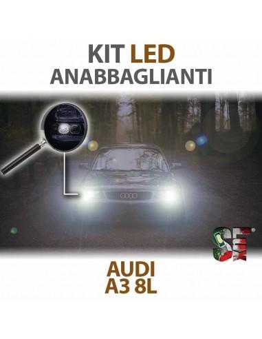 KIT FULL LED ANABBAGLIANTI AUDI A3 8L SPECIFICO Canbus