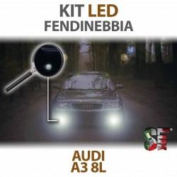 Lampade Led Fendinebbia H7 per AUDI A3 8L (1996 - 2003) con tecnologia CANBUS