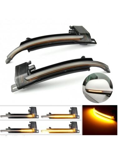 A8 S8 D3 2008-2010 Freccia Sequenziale Specchietto Dinamico Mirror Light