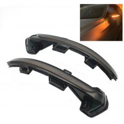 mirror light led sequential dinamic Volkswagen Arteon