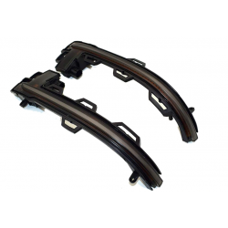 BMW X3 F25 mirror light led sequential dinamic