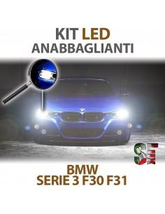Kit Full Led Anabbaglianti Per Bmw Serie 3 F30 F31 Specifico Canbus