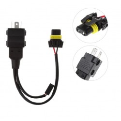 Relay Filtro Resistenza Per Canbus Errore Luci Mini/Jeep