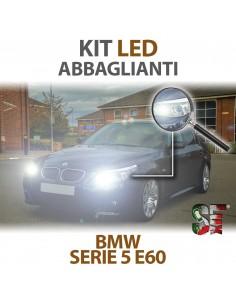 KIT FULL LED ABBAGLIANTI per BMW Serie 5 (E60) Canbus